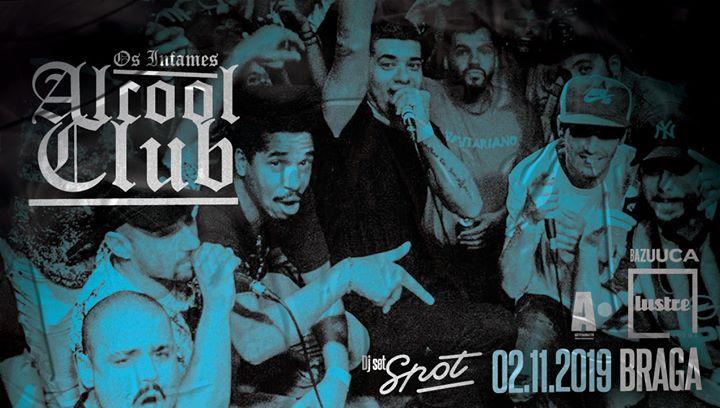 Alcool Club no Lustre