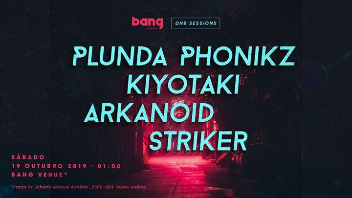 DnB sessions | Clubbing Bang Venue