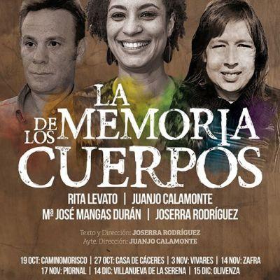 Teatro: La Memoria de los Cuerpos (Caminomorisco)