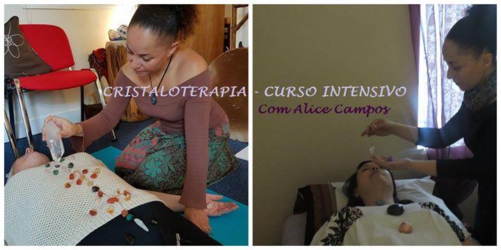 Cristaloterapia - Curso Com Certificação Internacional