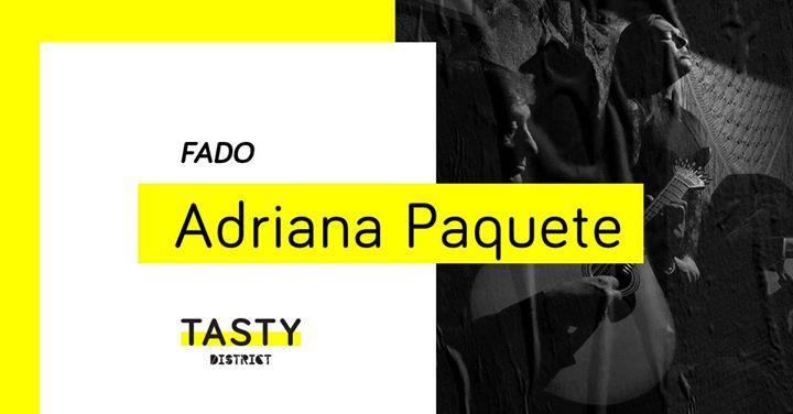 Fado | Adriana Paquete