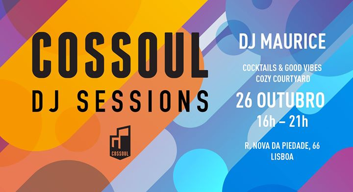 DJ Maurice – Cossoul DJ Sessions