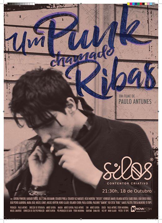 Documentário 'Um Punk chamado Ribas' // SILOS Contentor Criativo