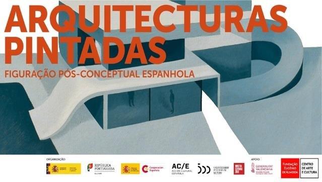 Arquitecturas pintadas - Figuração pós-conceptual espanhola