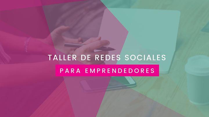 Taller de redes sociales para emprendedores
