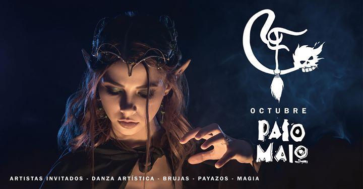 Fiesta de Rock-Halloween - Cuerda Floja y Palo Malo