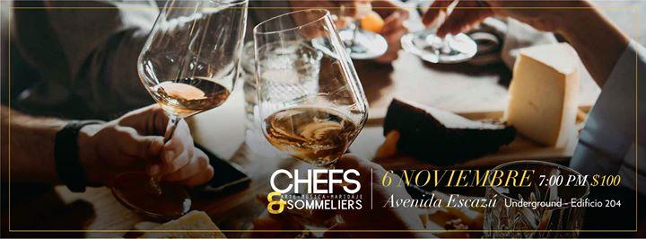 Chefs & Sommeliers VII Edición
