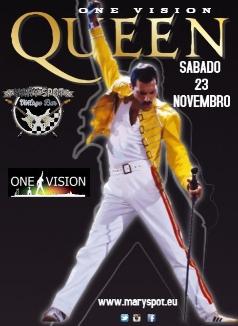One Vision tributo Queen