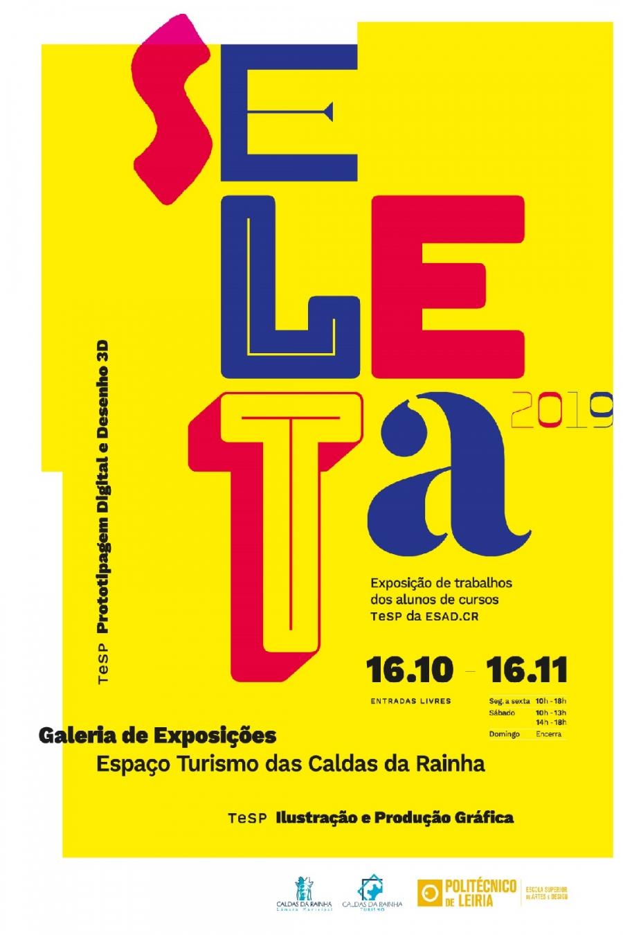Exposição 'Seleta 2019'