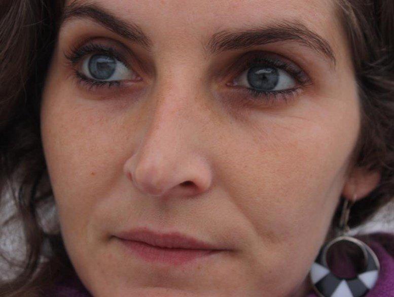 Laura Moreira en Valverde de Leganés
