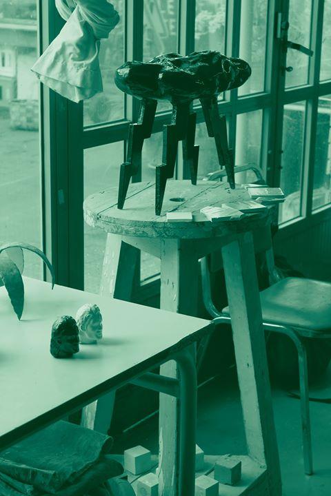 Atelier Aberto // Vitor Reis