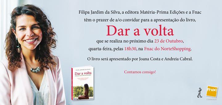 Lançamento do Livro 'Dar a Volta' (Porto)