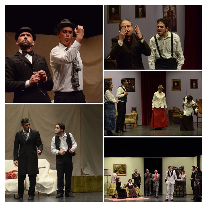 Teatro 'o Conde Barão' - Teatro Vitrine Fafe