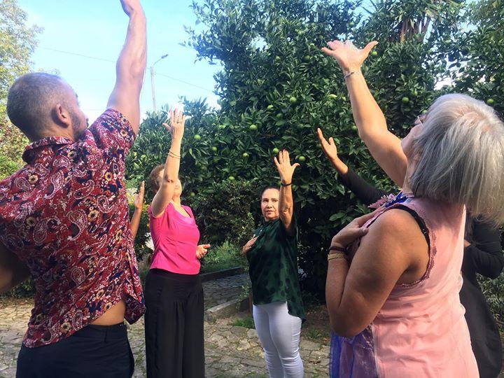Danças Circulares de Palmeira