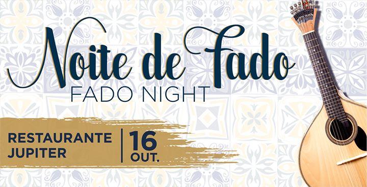 Noite de Fado - Jupiter Algarve Hotel