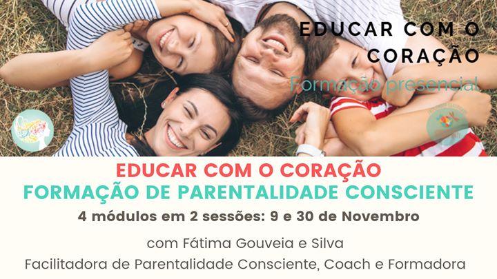 Educar Com O Coração - Parentalidade Consciente