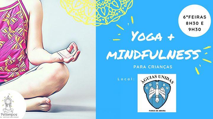 Yoga para Crianças | Fanqueiro, Amora