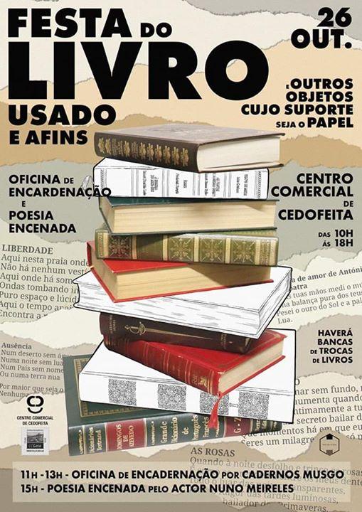 Festa do Livro Usado e Afins