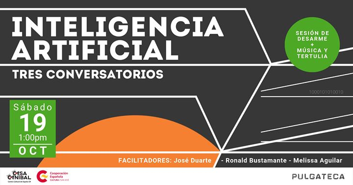 4ta sesión Pulgateca / 2do Bloque: Inteligencia artificial