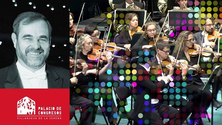Orquesta de Extremadura. Esferas.