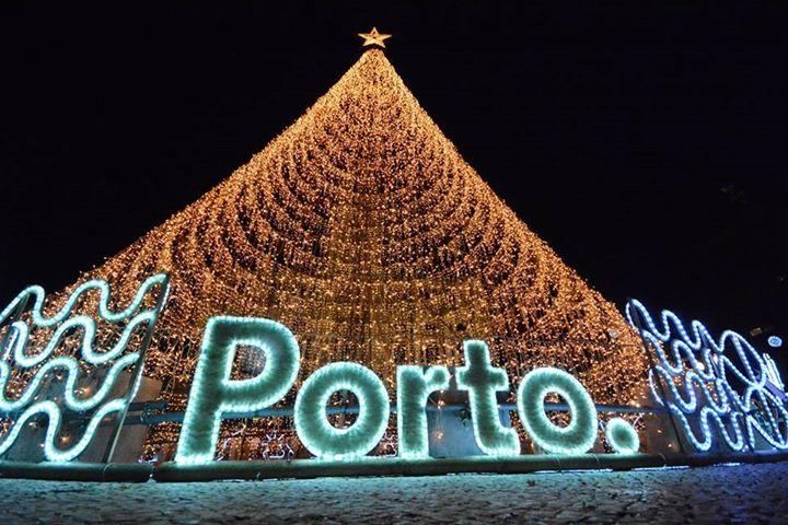 "Porto ""Natas & City Lights"""