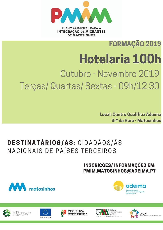 Hotelaria 100h