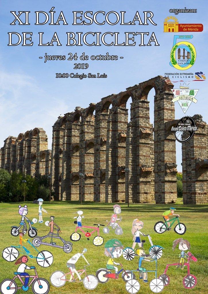 XI Día Escolar de la Bicicleta