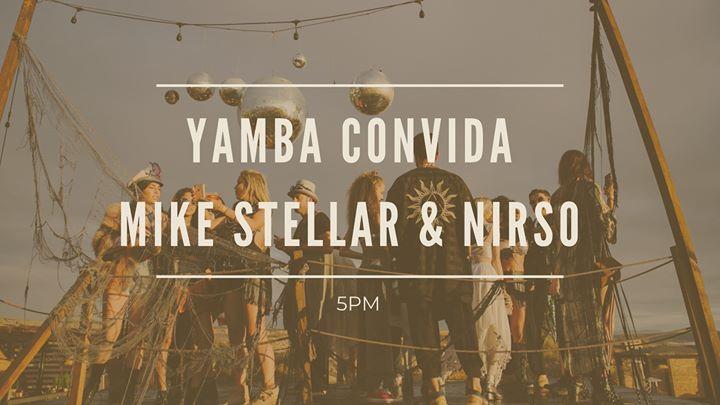 Yamba convida: Mike Stellar & Nirso