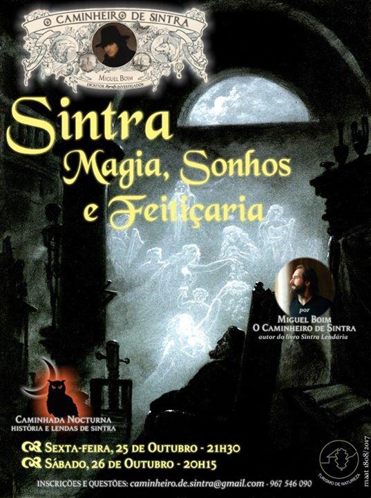 Caminhada Nocturna 'Sintra, Magia, Sonhos e Feitiçaria'