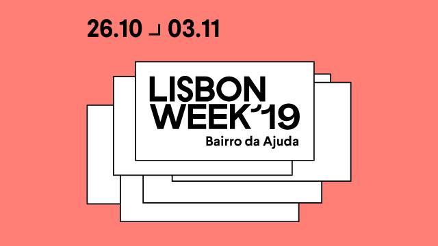 LisbonWeek'19