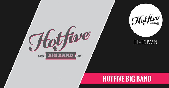 Estreia da Hotfive Big Band