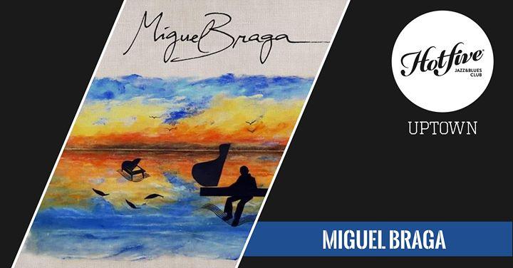 Apresentação do Novo CD 'Hotel Muzika' de Miguel Braga