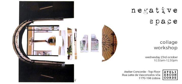 Collage Workshop - Negative Space