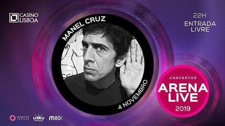 Manel Cruz | Concertos Arena Live 2019