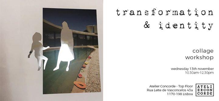 Collage Workshop - Transformation & Identity