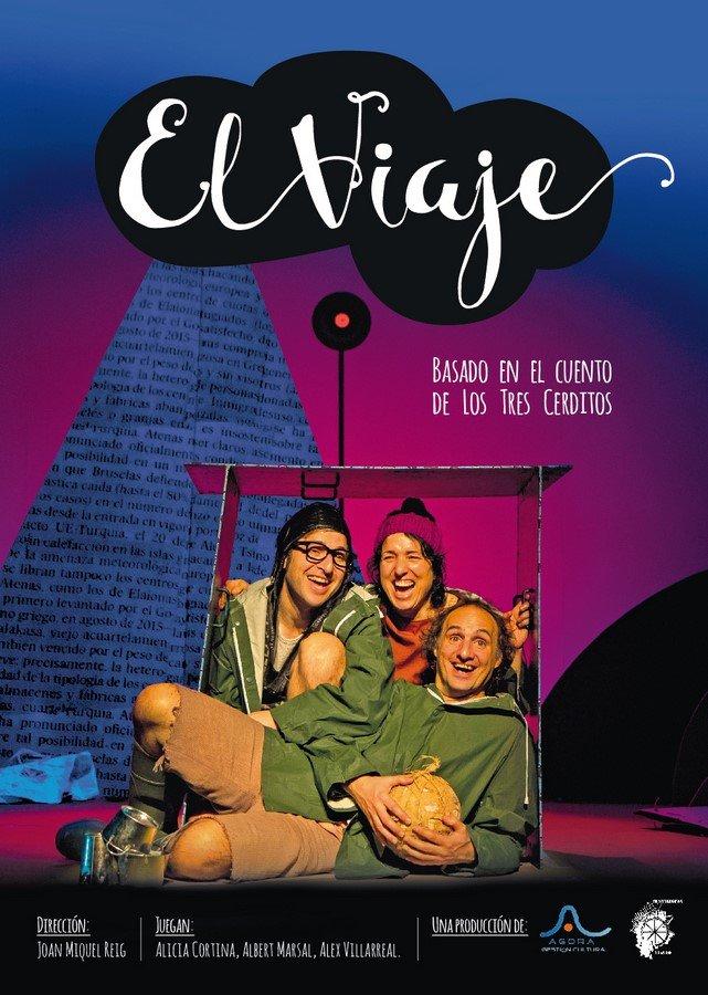 "Teatro familiar: ""El viaje"""