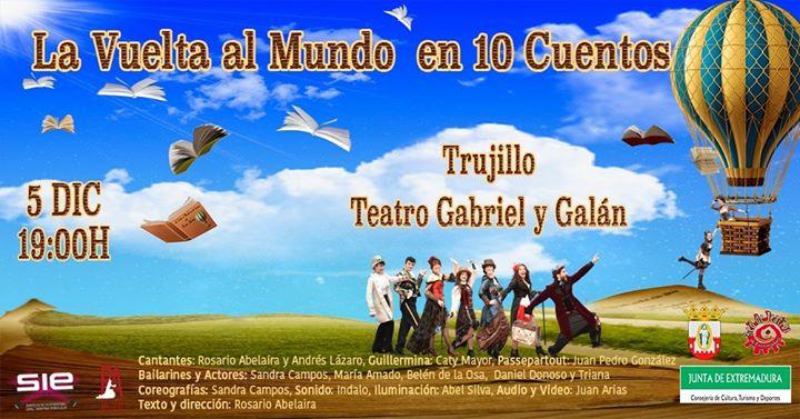 La Vuelta al Mundo en Trujillo