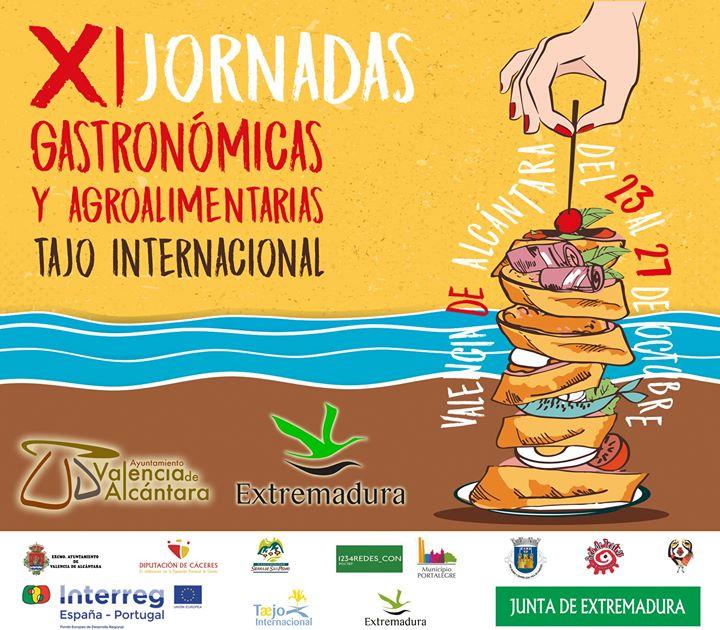 XI Jornadas Gastronómicas y Agroalimentarias Tajo Internacional