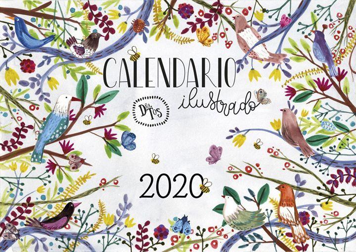 Presentación Calendario Doña Tos La Chimenea Art Market