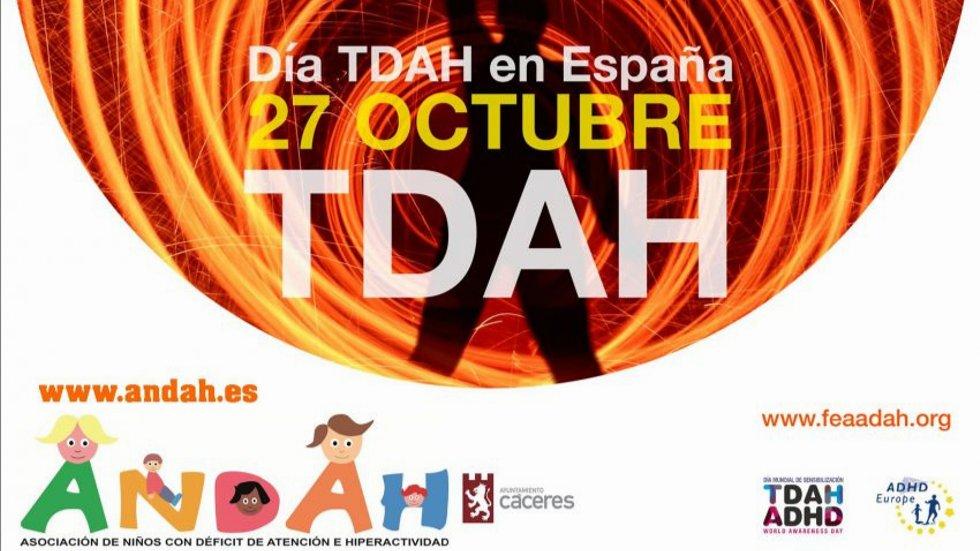 Día Nacional del TDAH - CÁCERES
