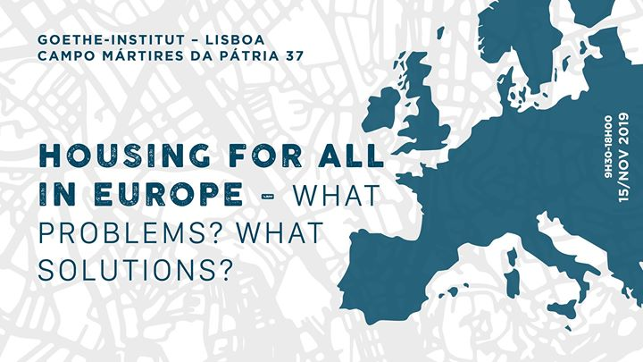 Housing for all in Europe - What problems? What solutions?