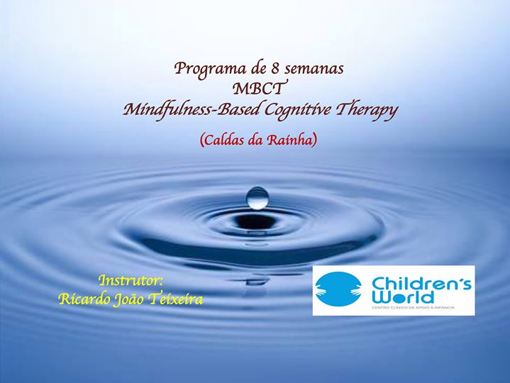 Programa MBCT (mindfulness-based cognitive therapy), 8 semanas