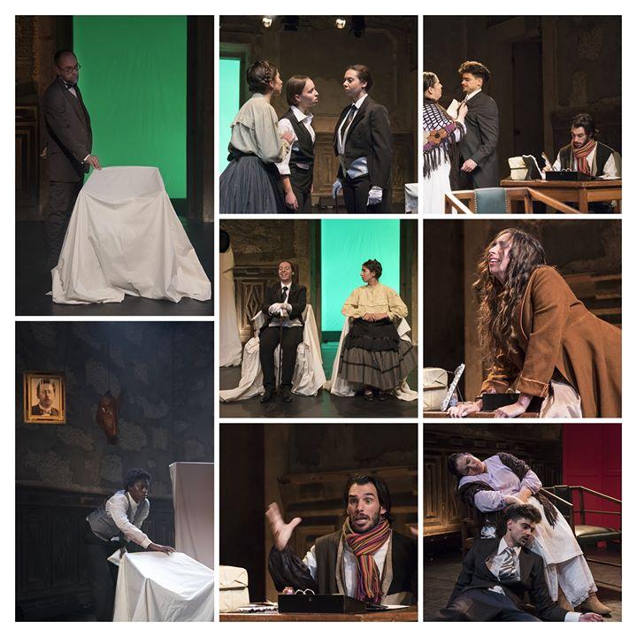 Teatro 'Três Peças Curtas em Um Acto' - Anton Tchékhov - ESAP