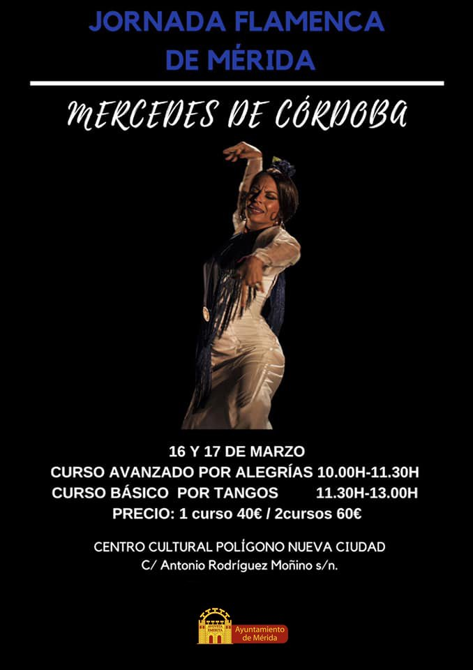 Jornada Flamenca de Mérida