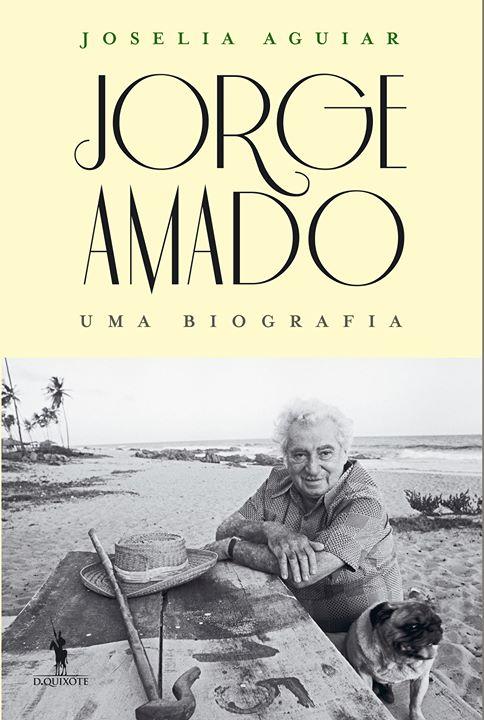 Apresentação de 'Jorge Amado - Uma Biografia' no FOLIO