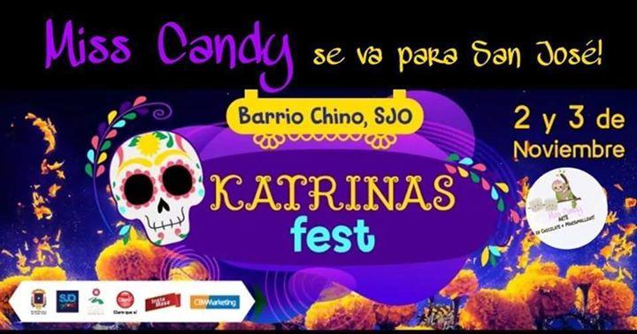 Katrinas Fest 2019 Barrio Chino San José