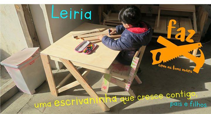 FAZ uma escrivaninha infantil