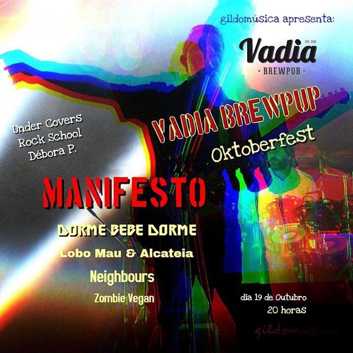 Vadia Brewpub & Manifesto \\ Oktoberfest