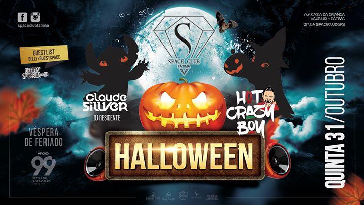 Halloween 99 :: SPACE CLUB • A noite mais assustadora do ano