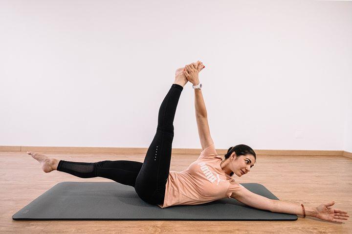 Aulas de Flexibilidade e Concentração